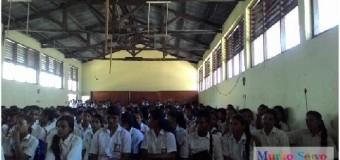 Sosialiasi Tata Tertib Siswa di Sekolah